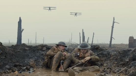 """Los productores le dieron a """"1917"""" un gran espaldarazo"""