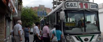 Transporte: un 1% de subsidios para Tucumán y un 89% para Buenos Aires