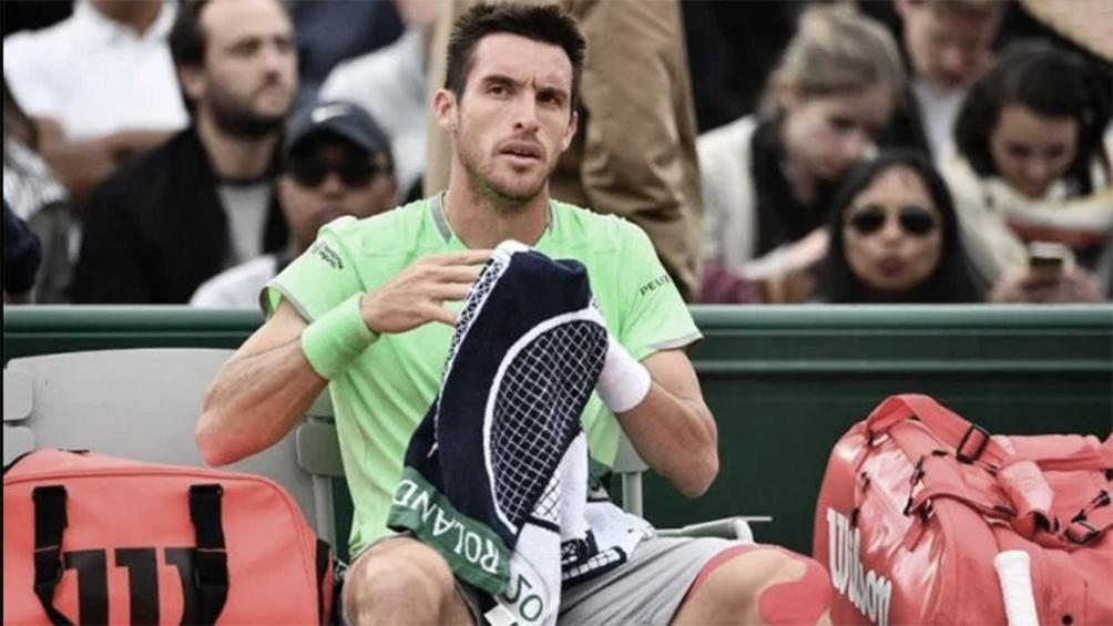 Delbonis avanzó a segunda ronda y jugará ante Nadal