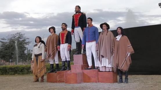 """""""Belgrano en Jujuy"""" evoca el proceso independista en el Norte"""