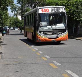 Para dar agilidad a los colectivos, no se podrá estacionar en seis calles