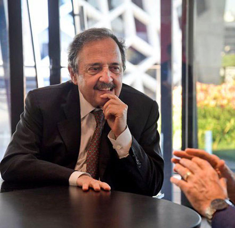 Cornejo criticó la designación de Alfonsín como embajador