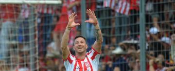 Luciano Pons: la humildad de un goleador