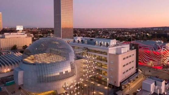 El museo de Hollywood se inaugurará en diciembre