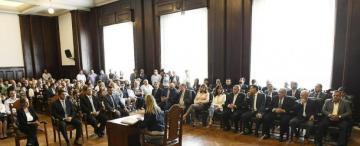 Juraron los primeros jueces de Impugnación y prometieron independencia