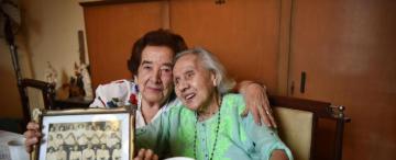 Tienen más de 90 años y son amigas desde la secundaria