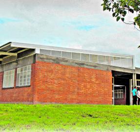 Abren una escuela nueva en el corazón de la cárcel