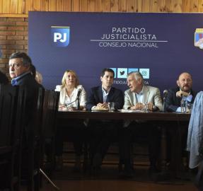 El PJ, en modo unidad para defender al Gobierno nacional