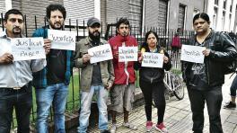 """Los amigos de Mariotti, desconsolados: """"que pague el que tenga que pagar; queremos 'justicia'"""""""