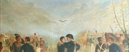 La gran rendición realista de 1813
