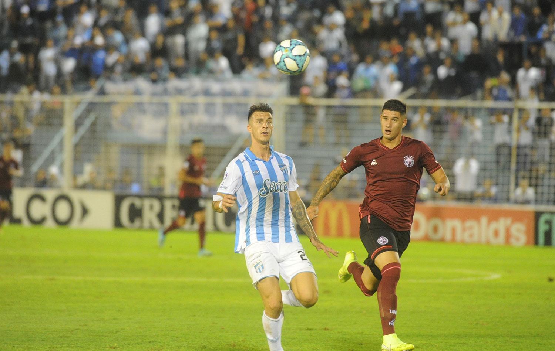 Un ex Patronato le dio el empate agónico a Atlético Tucumán