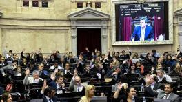 En una tensa sesión le dieron media sanción a la reforma jubilatoria de jueces