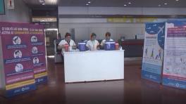 Coronavirus: nuevas medidas preventivas en el aeropuerto tucumano