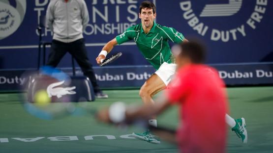 Djokovic y Nadal, anotados en Cincinnati para el regreso del tenis en agosto