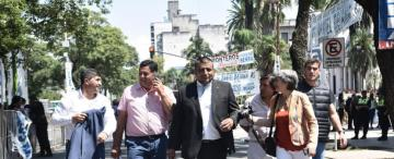 Caliva propone abrir el martes las sesiones del Concejo de Tafí del Valle