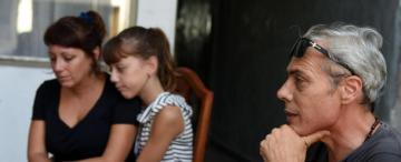 """""""Estoy triste y muy enojada con la vida"""", dijo la madre de Valentín Villegas"""