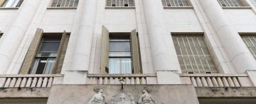 Funcionarios y jueces se suman a la donación de la Corte