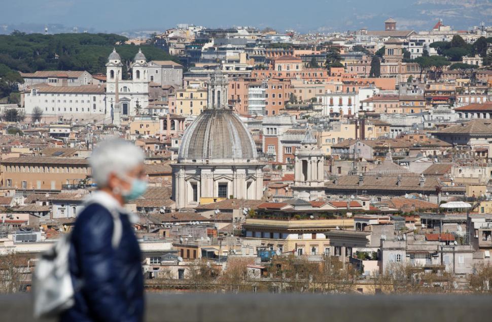 Vuelven a aumentar las muertes por coronavirus en Italia