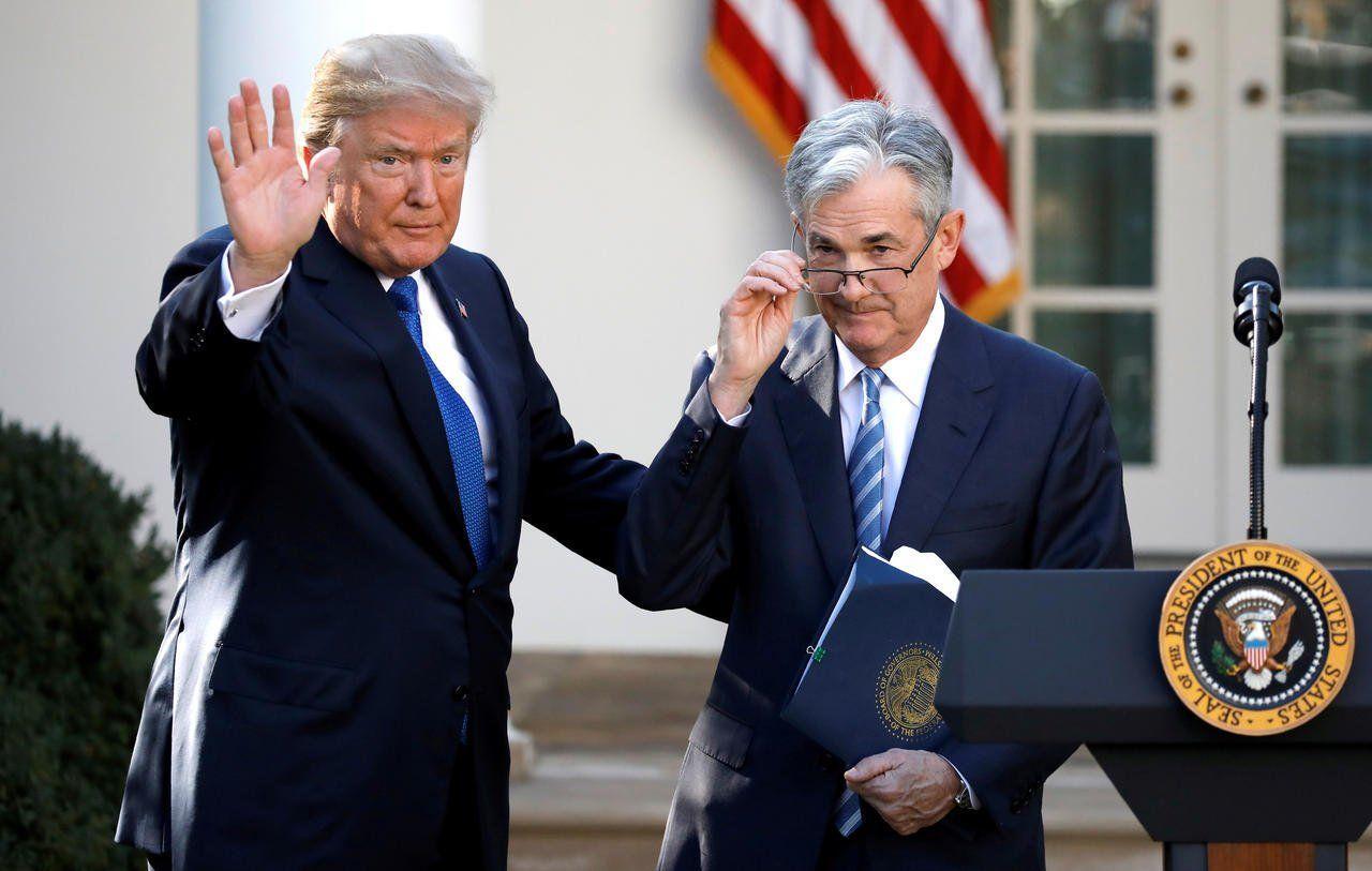 Presidente de Reserva Federal: EEUU habla de que se vive una recesión