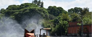 Admiten que hay muchas irregularidades en las fumigaciones para combatir mosquitos