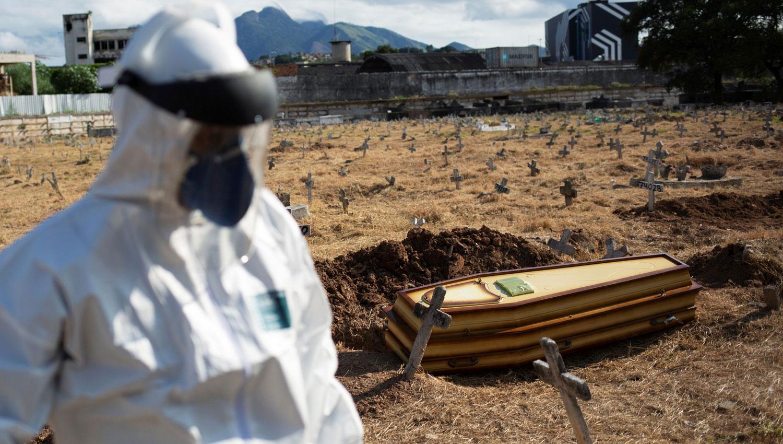 Brasil: 39 muertes en un día
