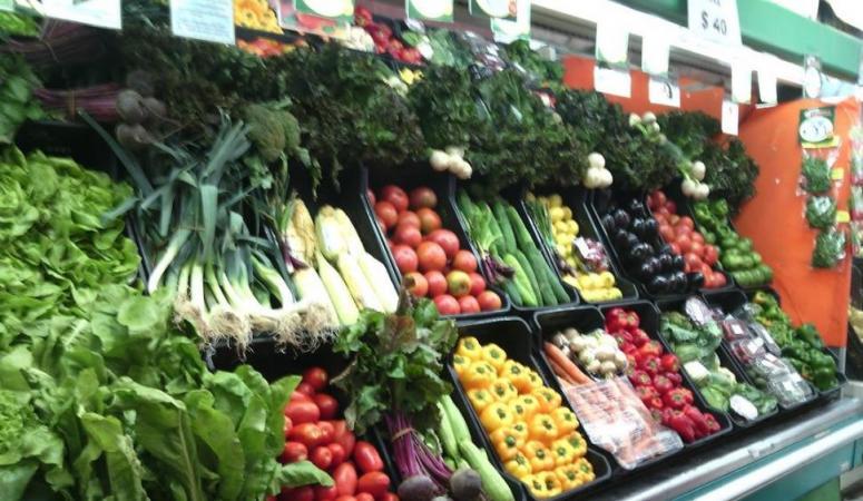 Siguen subiendo los precios de verduras