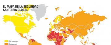 En octubre, la Argentina estaba entre los 25 países más preparados para enfrentar una pandemia