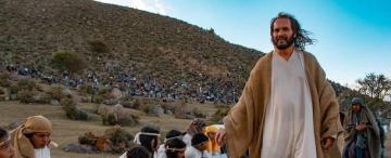 """""""Para mucha gente no sos un actor, sos realmente Jesús"""""""