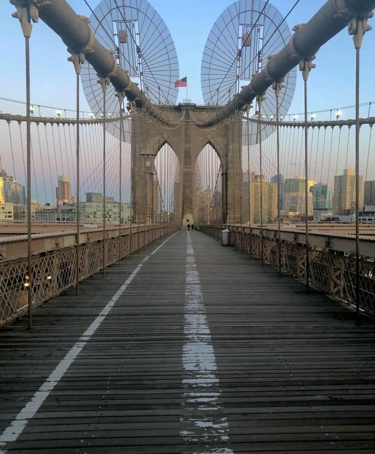 Nueva York, desde los ojos de un tucumano que gambetea al coronavirus
