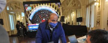 Los diputados tucumanos ensayaron para la sesión virtual, que pasó para el sábado