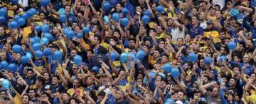La pasión por Boca nunca muere