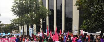 """La adhesión a la """"Ley Micaela"""" acapara la máxima atención en la Legislatura"""