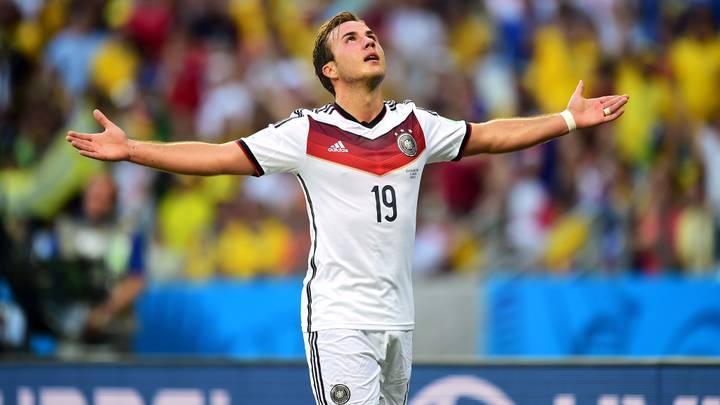 Mario Götze abandonará al Borussia Dortmund al final de la temporada