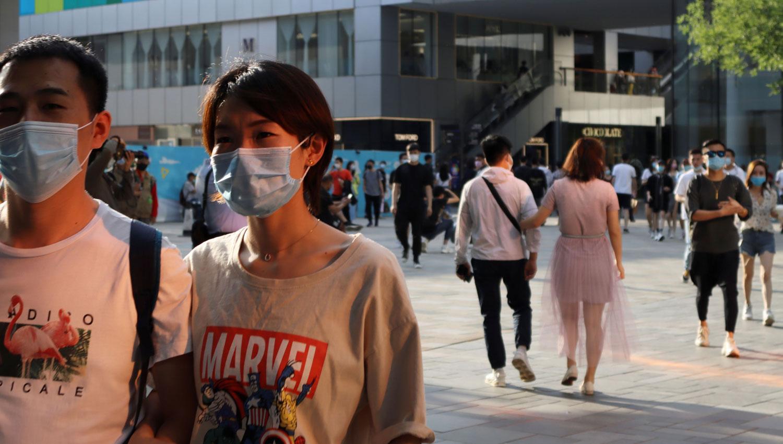 Desciende a cero el número de contagios diarios en China