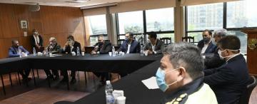 Maley recibió las críticas de la oposición en la Legislatura