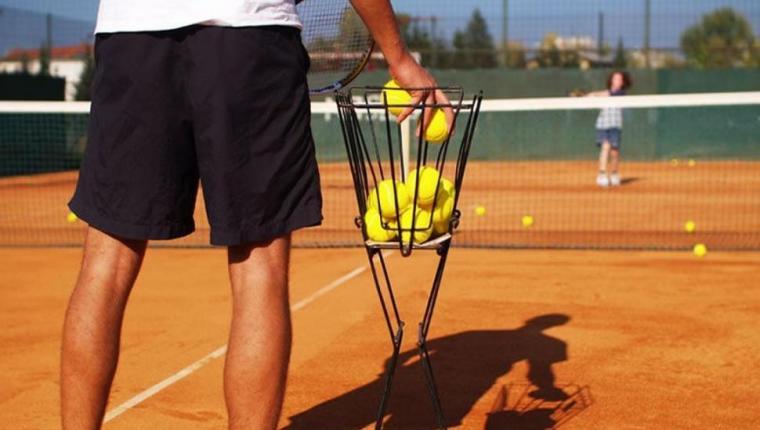 En el tenis, habrá que armarse con una gradual paciencia