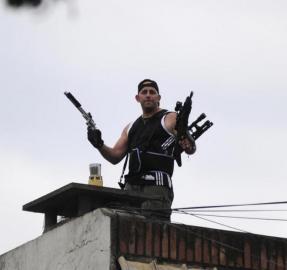Sedición policial, la trama oculta de los saqueos de 2013