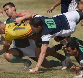 El rugby levantó un fuerte en Las Talitas
