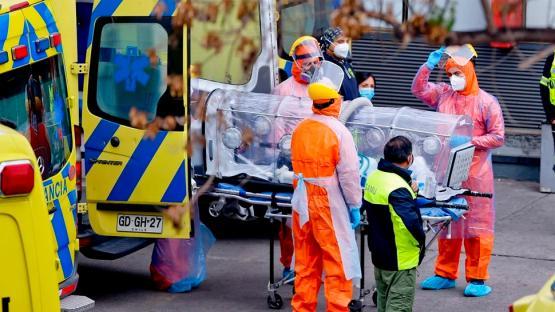Pandemia: un tucumano cuenta desde Chile cómo se acercan al colapso
