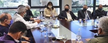 """""""Acá no ha habido ninguna tragedia"""", aseguró Álvarez"""