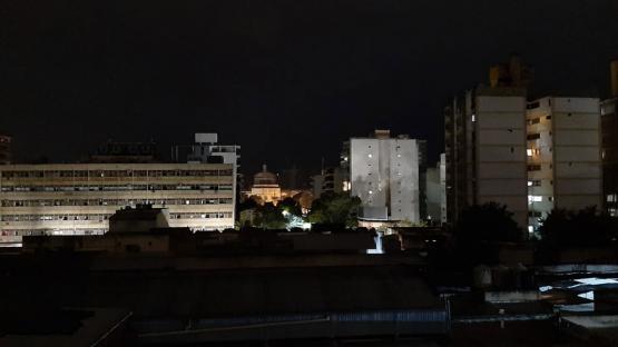 Interna electoral: Ocaranza sugiere que roban cables para oscurecer la capital