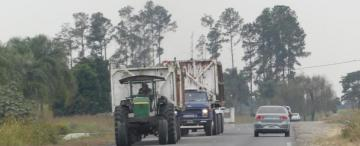 Con la zafra, recrudece la inseguridad vial en las rutas del sur provincial