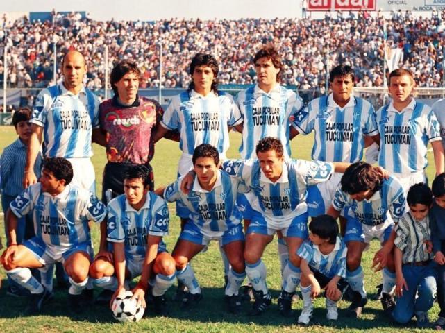 Atlético tuvo un equipo a la altura de la década - LA GACETA Tucumán