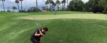Los tucumanos Ledesma y Núñez, muy cerca de volver al golf en Estados Unidos