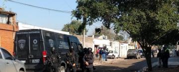 Secuestran sustancias ilegales en Villa 9 de Julio