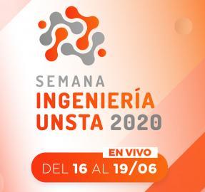 Comienza la Semana de la Ingeniería UNSTA 2020 #SemanadelaIngenieriaUNSTA2020
