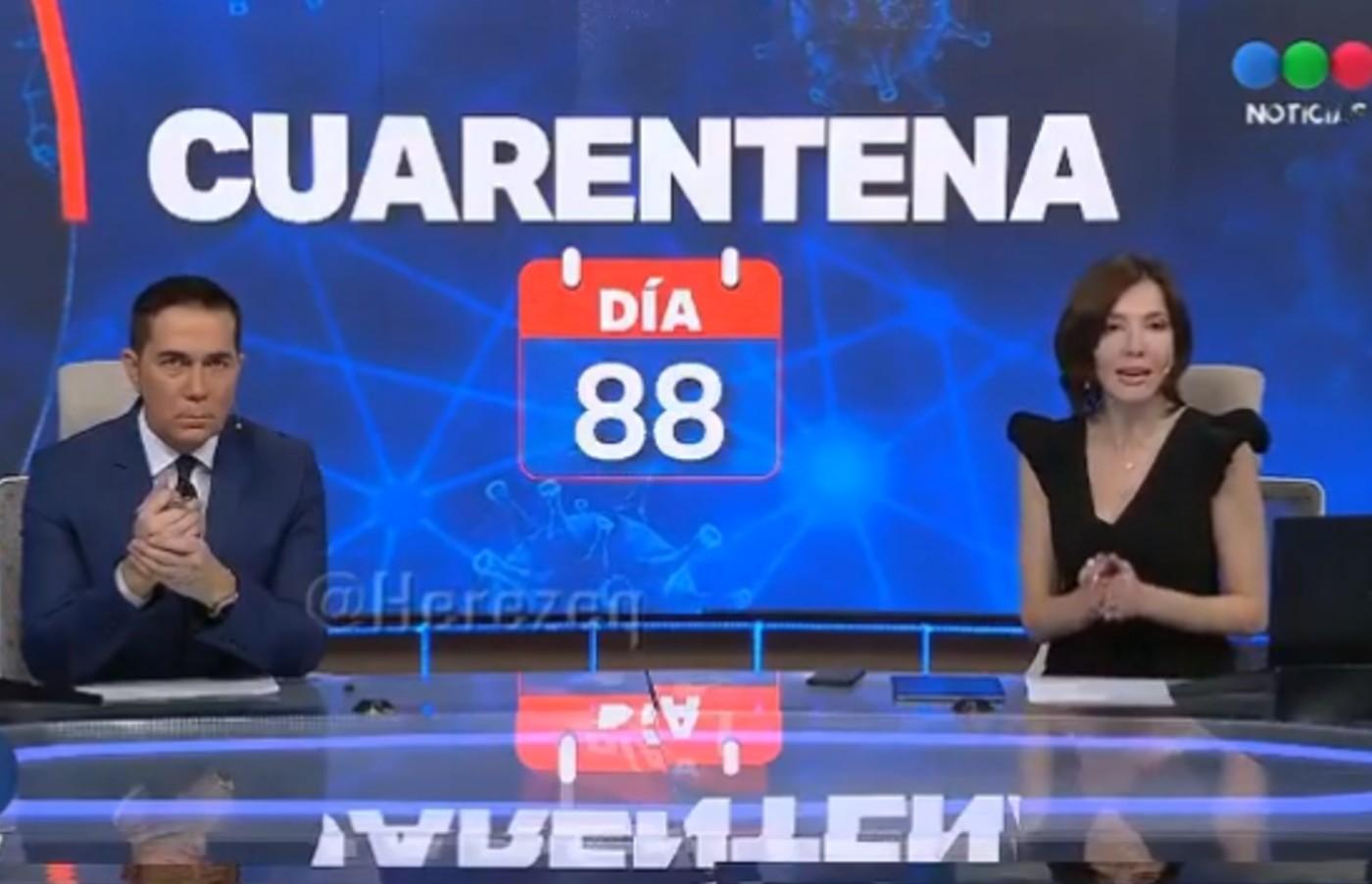 Cristina Pérez, en la picota por un comentario sobre la cuarentena