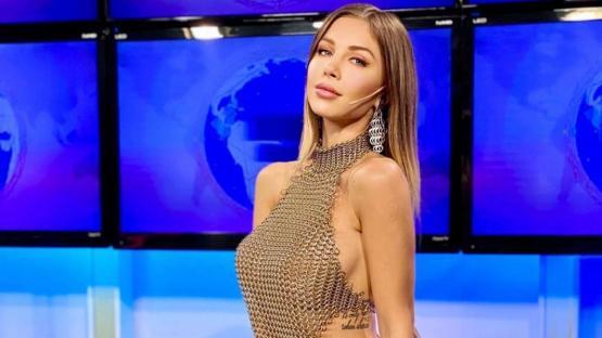 La respuesta de Romina Malaspina a quienes la criticaron por su look en un noticiero