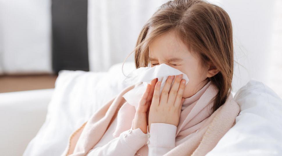 ENCIERRO. Más que el frío, un factor clave es la falta de ventilación.