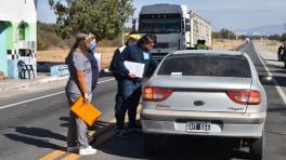 Según el ministro Acevedo es atinado cerrar las fronteras de Tucumán